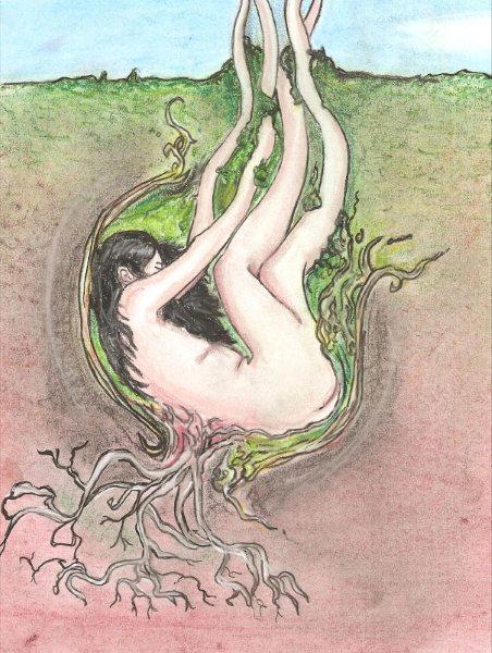 dibujo-mujer-germinando